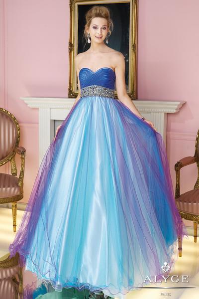 Бальные вечерние платья