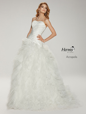 Herm's Bridal Acropolis